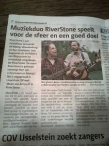 Riverstone Zenderstreek