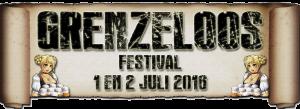 Grenzeloos Festival Logo